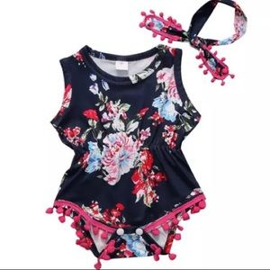 Other - Baby Girl Romper